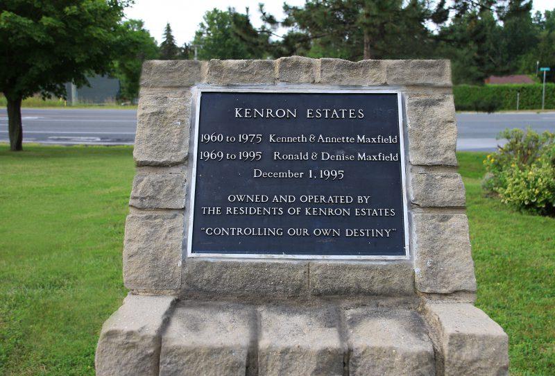 Kenron Memorial
